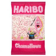 Haribo Chamallows Minis 1kg Catering Bag